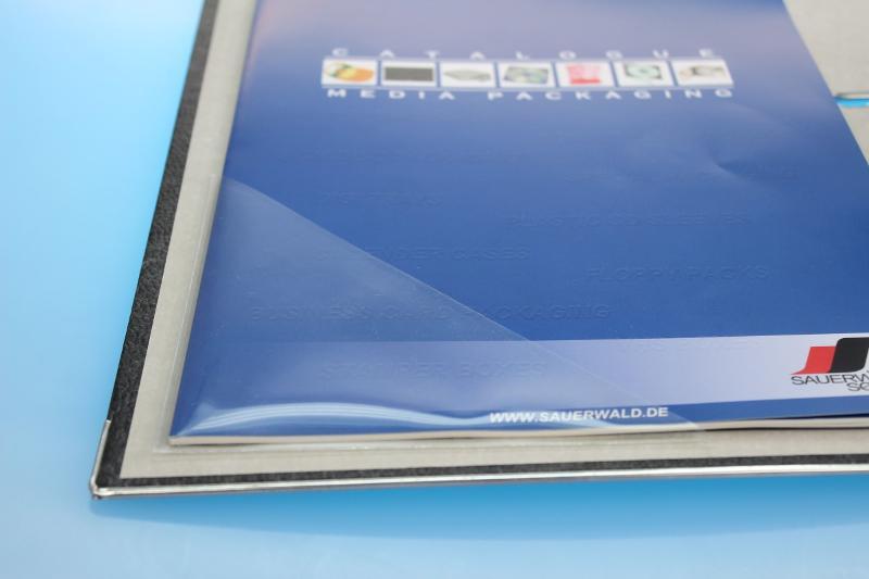Dreieckstasche selbstklebend - Schenkellänge 140x140 mm - Dreiecktaschen