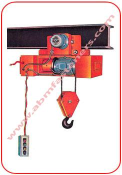 Electric Wire Rope Hoist - Wire Rope Hoist