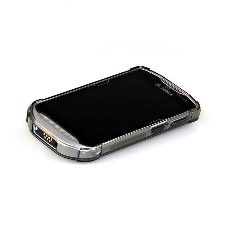 Rubber TPU Case für Zebra TC20/25, schwarz - AXS290005 - Holster + Taschen