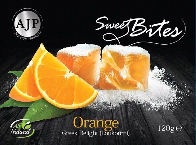 SweetBites Orange