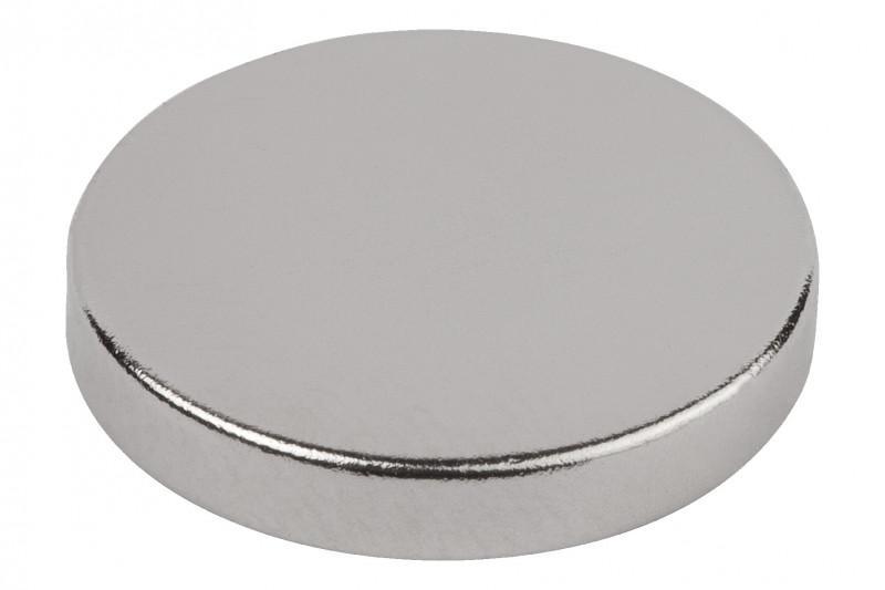 Rohmagnete (Scheibenmagnete) aus NdFeB - Rohmagnete (Scheibenmagnete) aus NdFeB N35 Neodym, ungeschirmt