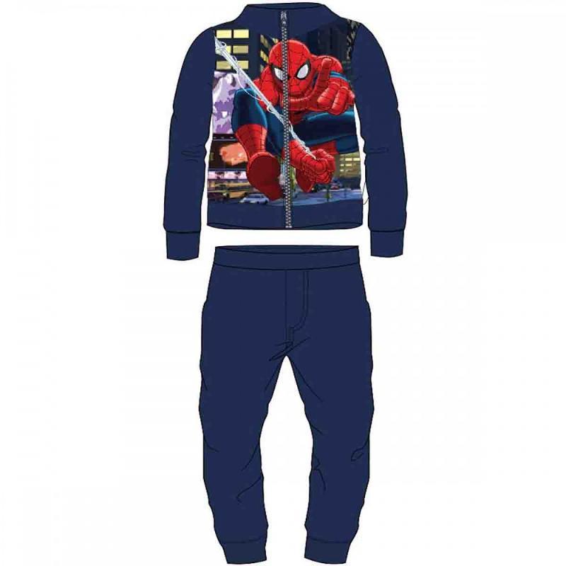 12x Survetements molleton Spiderman du 2 au 8 ans - Jogging et Survêtement