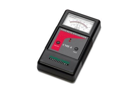 Elektronisches Baufeuchtemessgerät - Artikel-ID: T0980