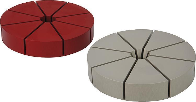 Pinces de serrage pour bridages extérieur et intérieur - Mandrin de serrage de formes
