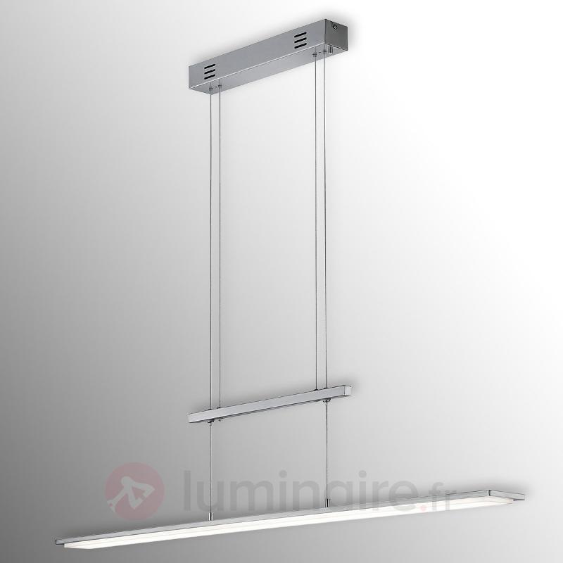 Suspension LED Denver, hauteur ajustable - Suspensions LED