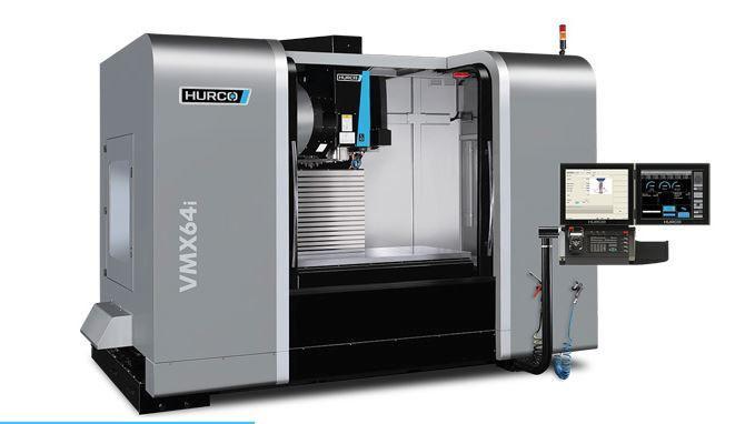 3-Achs-BAZ Hochleistung - VMX 64i - 3-Achs-Bearbeitungszentrum für eine hohe Zerspanleistung