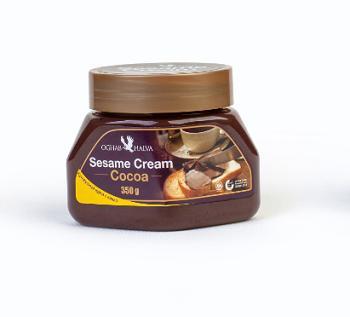 sesame cream - sesame cream with cocoa 350 g