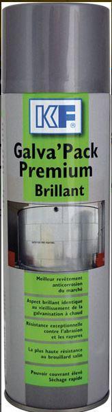 Produits anti-corrosion - GALVA PACK PREMIUM BRILLANT