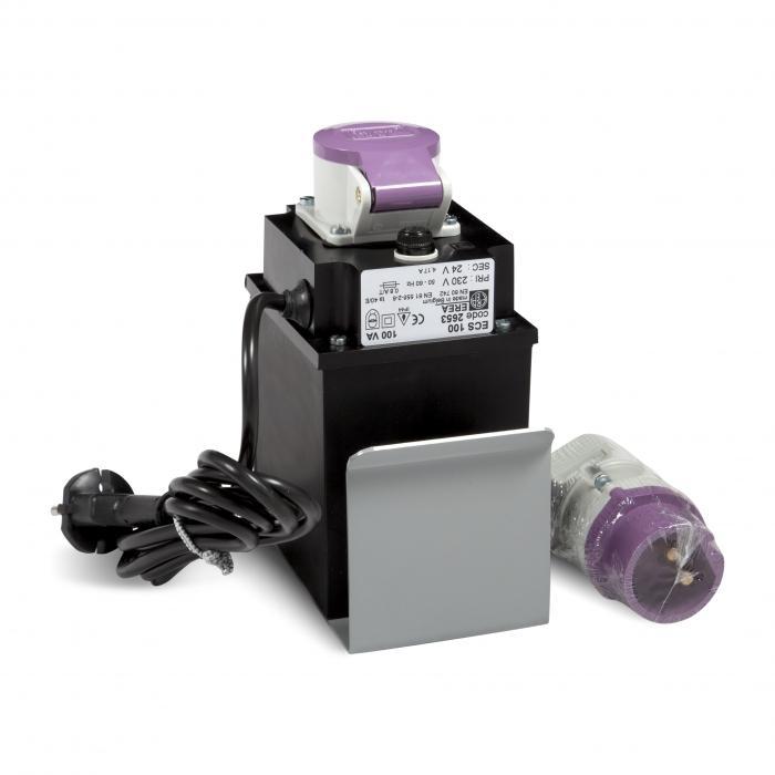 Einphasen Transformatoren - ECS100