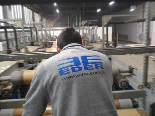 Consulting, on-site visits, technical support - Professional maintenance for any type of high-temperature belt