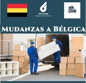 Mudanzas a Bélgica - Servicio de Mudanzas desde España