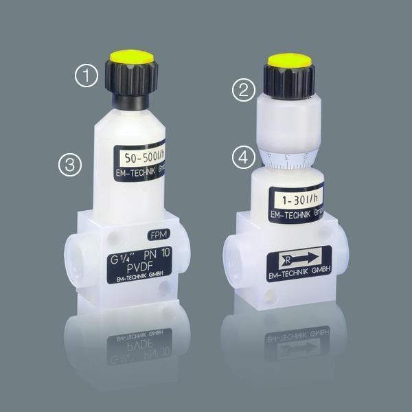 valves - Fine Control Valves
