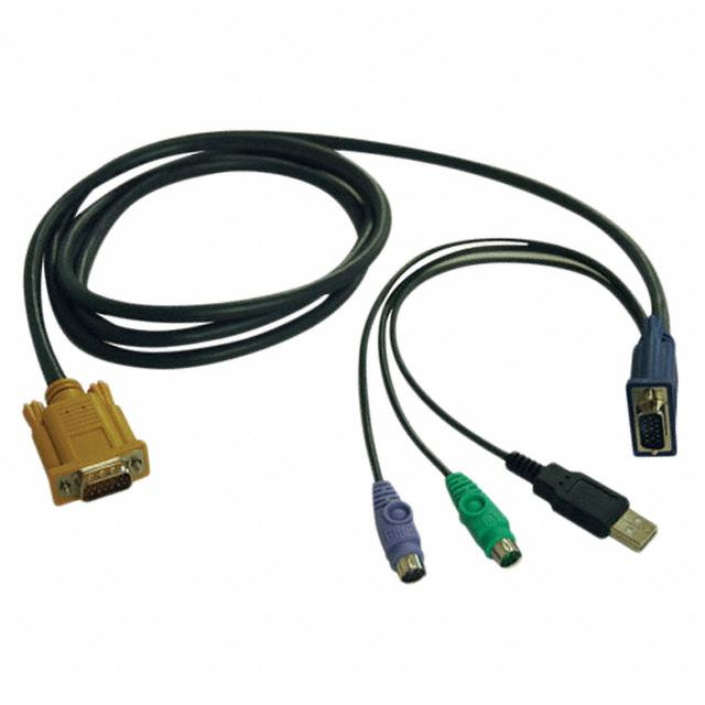 USB-PS2 COMBO CBL KIT SWITCHS 6' - Tripp Lite P778-006