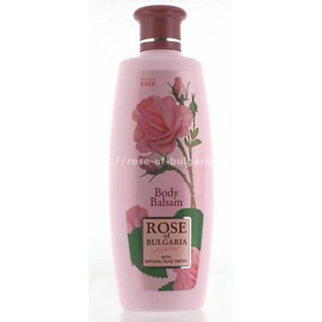 Baume pour le corps à l'eau de rose - Soin corps pour Femme