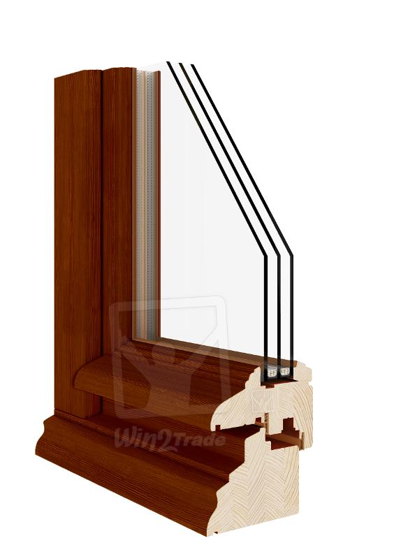 Traditionell Retro (Fenster Holz 68|78|92) - null