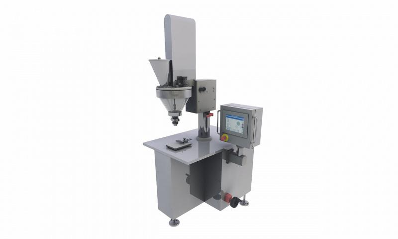 Auger filler OPTIMA SD1 - Auger filler OPTIMA SD1: Powders or grainy products