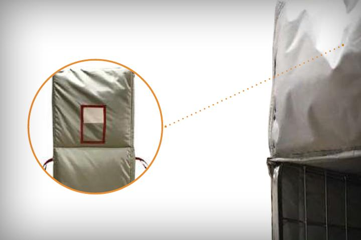 THERMAL COVER (STANDARD) FOR FOOD STAFF TRANSPORTATION... - null