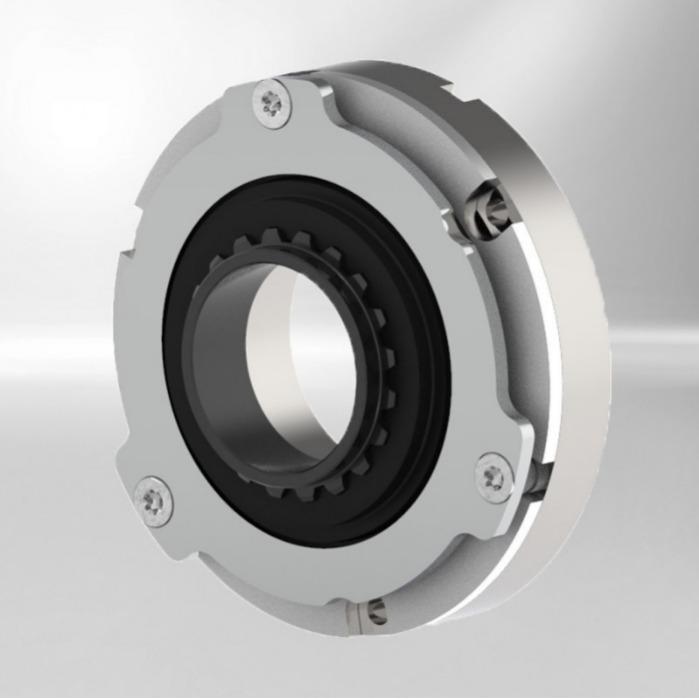 Fail-Safe Spring-applied brake-Servo Slim line - Very flat brake with large inner diameter