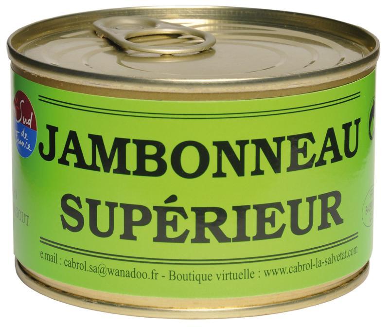 Jambonneau Supérieur 380 gr - Epicerie salée