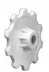 Kettenräder und Umlenkrollen - null