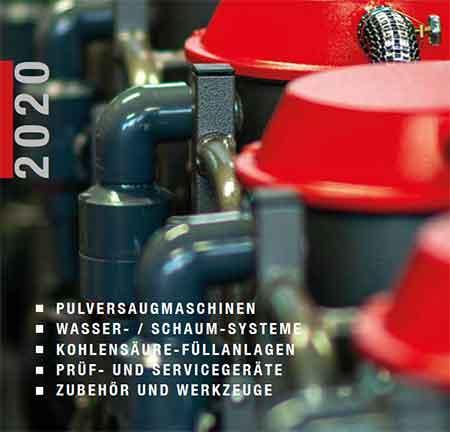 PulverSaugMaschine - Pulver Füllmaschine - Feuerlöscher Abfüllmaschine