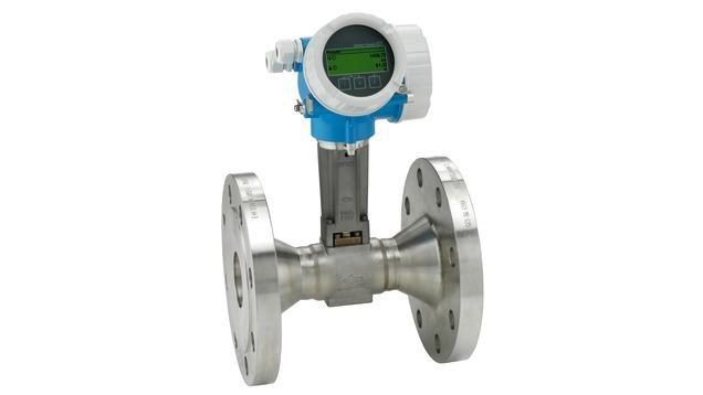 debit mesure produits - debitmetre vortex prowirl R 200