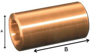 Buselures centrifugées - null