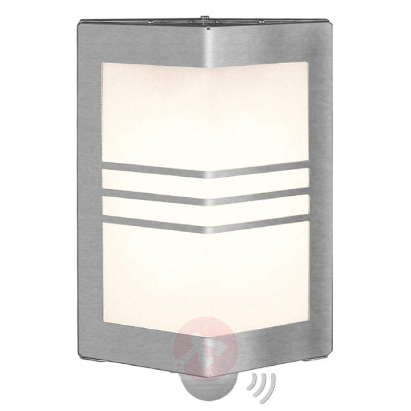 Wall lamp MEDI with motion detector