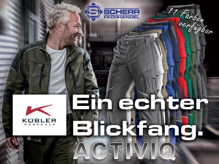ACTIVIQ Arbeitskleidung für Ihre Unternehmensaustattung - Ob 1 oder 1000 Mitarbeiter ... Wir rüsten sie aus ! Immer in Bestform