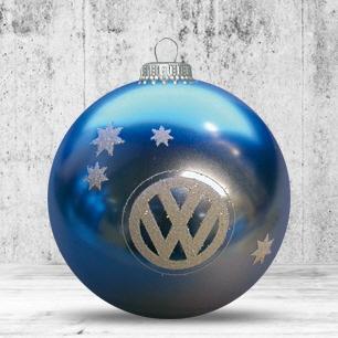 Christmasballs with logo - null