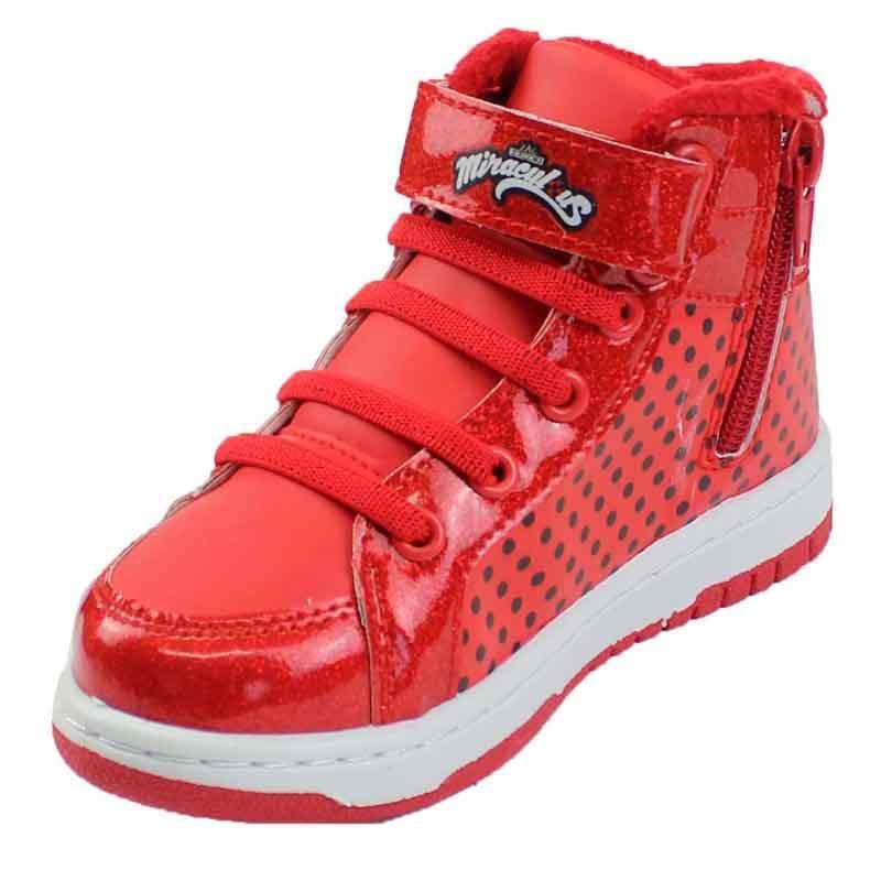 Grosshandel Basket schuhe kind lizenz Miraculous - Schuhe