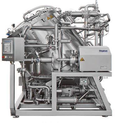Cuiseur mélangeur affineur vapeur cutter sauces - STEPHAN VMC800