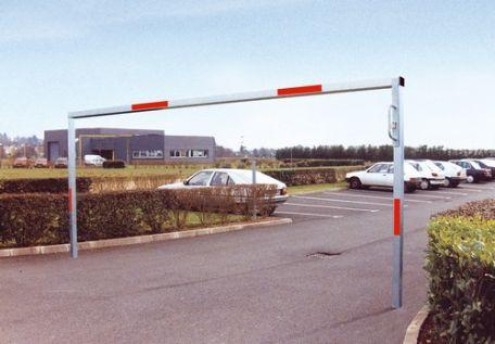 Portique Pivotant 5 Mètres - Portique Limiteur D'accès