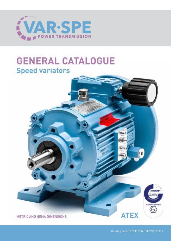 Variatori idraulici - Soluzioni per trasmissioni a velocità variabile