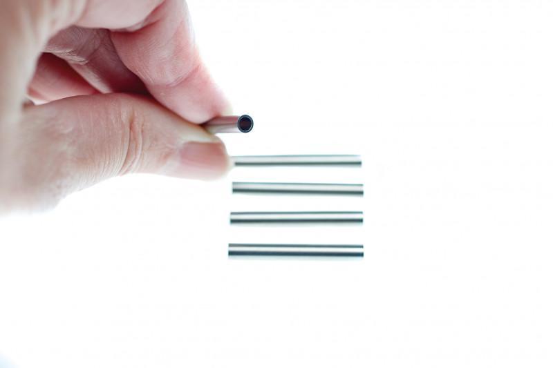 Комплектующие сеток: Жёсткие шланги для конвейерной доставки - Жёсткие шланги для ремонта и сцепки.