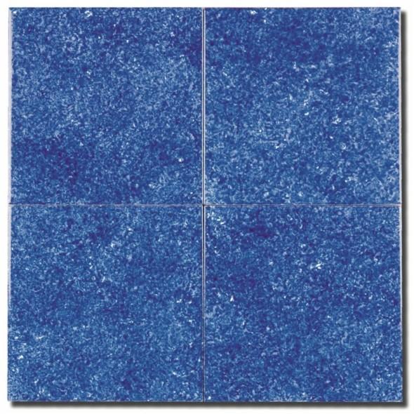 I Colori Vietresi - Spugnato - Blu Cobalto C12
