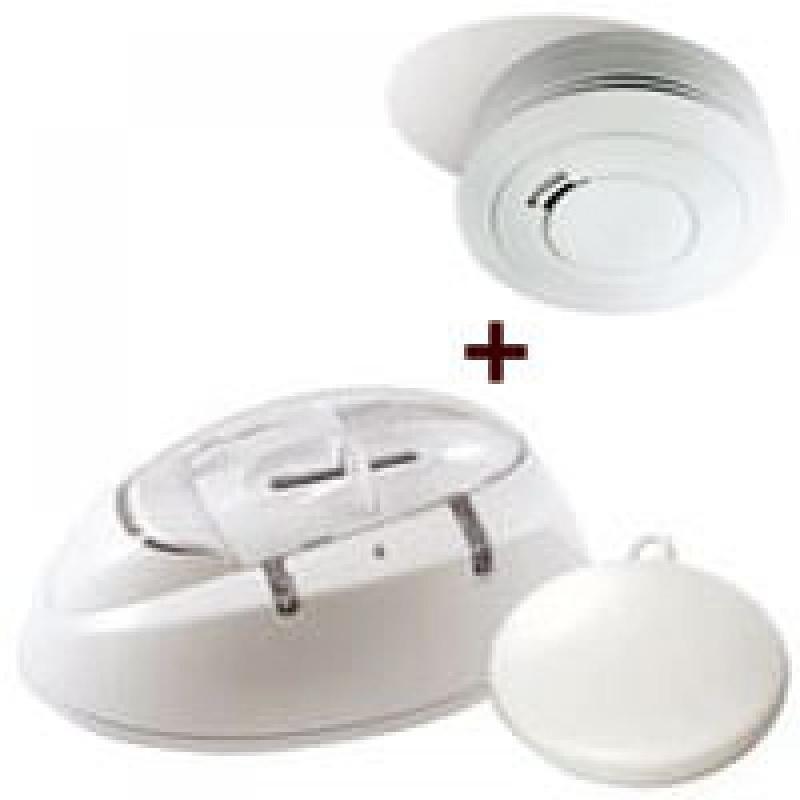 Détecteur de fumée pour sourd ou malentendant -EI170-... - Sécurité incendie