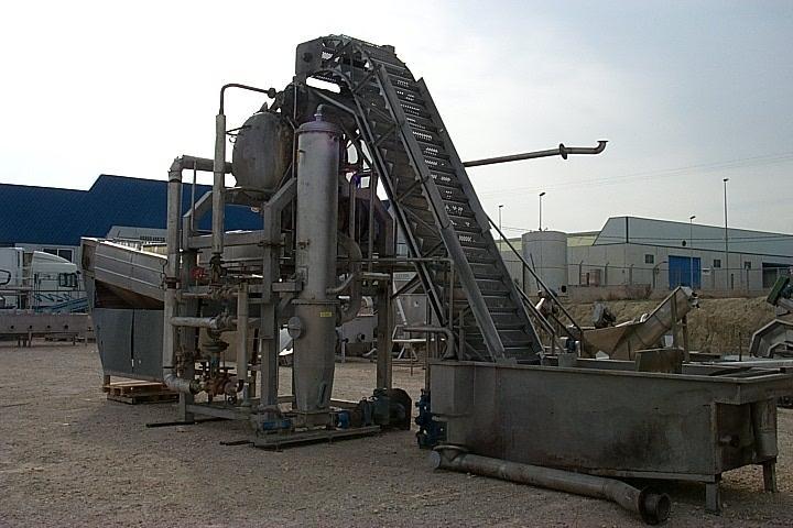 Peladora termofísica FBR