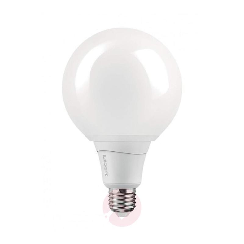 E27 10 W 827/840 LED globe lamp G120 color work - light-bulbs