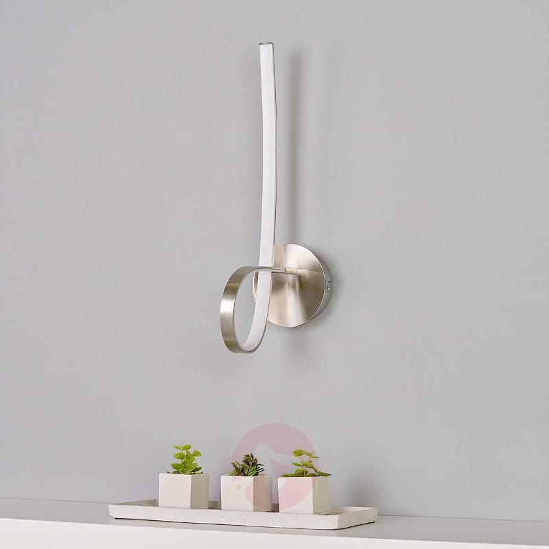 Eldin - decorative LED wall lamp - Wall Lights
