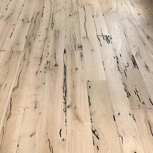 Driftwood Parquet - Sea oak flooring