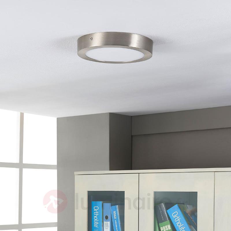 Plafonnier LED rond Milea - Plafonniers LED