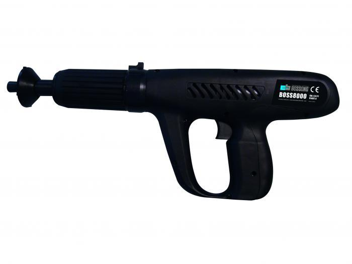 BOSS-8000 - Powder actuated and gas fastening system