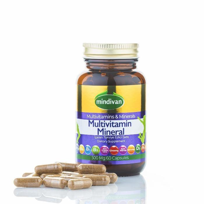 Multivitamins & Minerals -