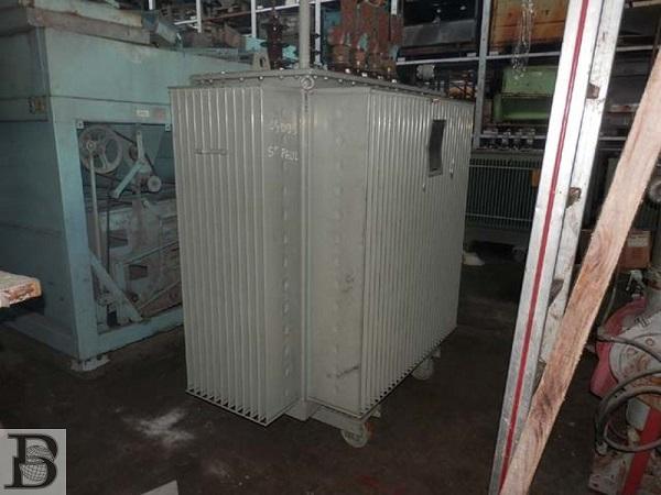 Stromaggregate und Transformatoren