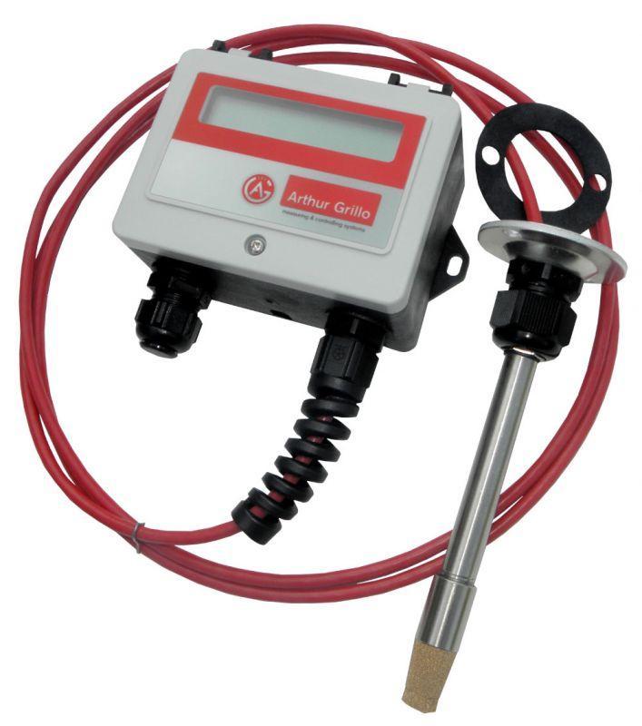 Sensor de temperatura y de humedad relativa - PFT28Ka - Sensor de temperatura y de humedad relativa - PFT28Ka