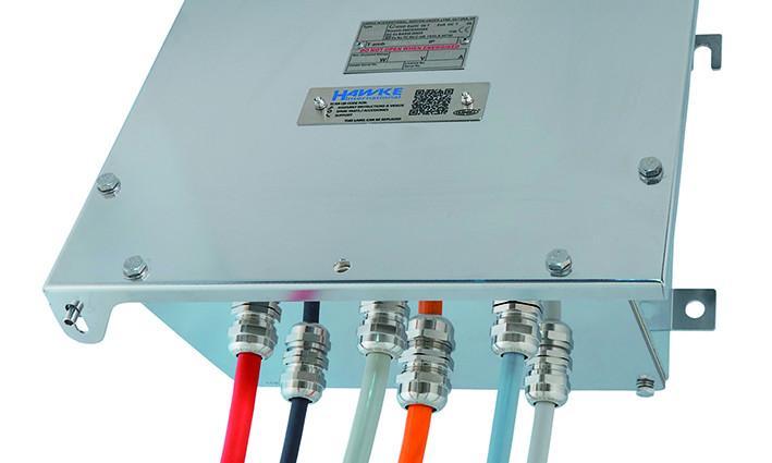 PERFECT plus Ex - pressacavi IECEx in ottone nichelato con filetto metrico M12 - M63