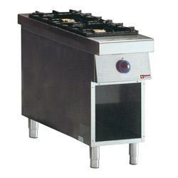 GAMME DELTA 1100 - GAS COOKING RANGE