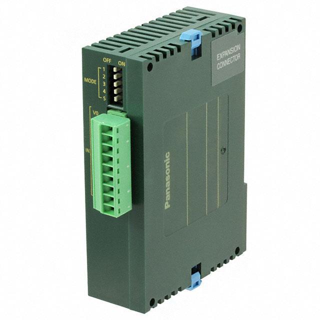 INPUT MODULE 4 ANALOG - Panasonic Industrial Automation Sales AFP0RAD4