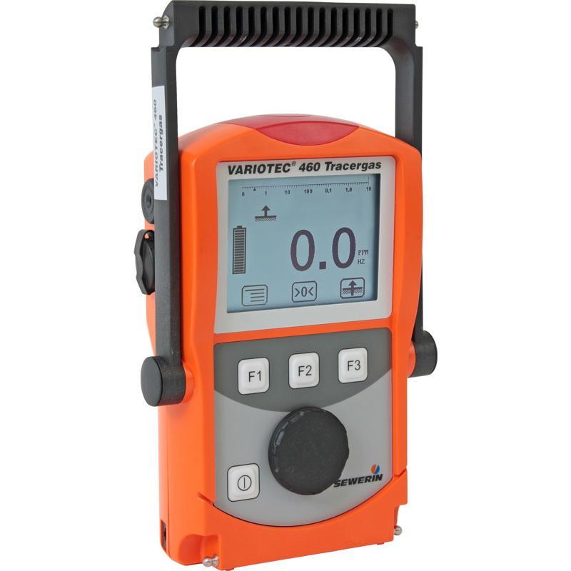 VARIOTEC 460 Tracergas - Détection de fuites d'eau par gaz traceur